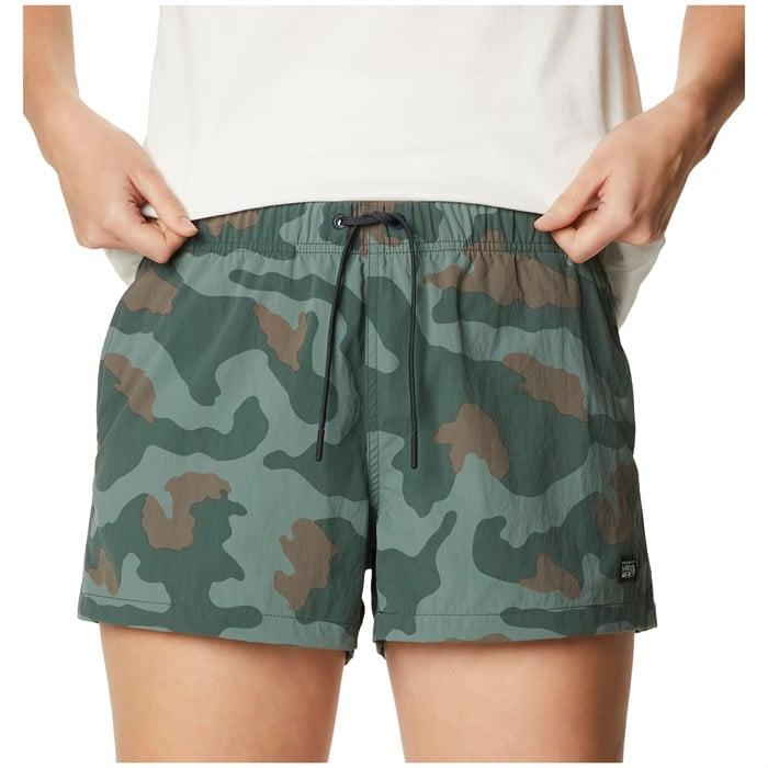 Mountain Hardwear - Printed Chalkies™ Swim Shorts - Women's