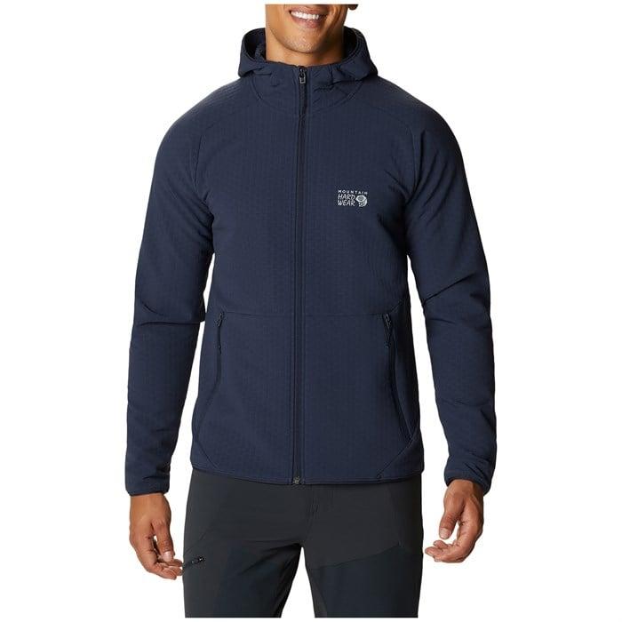 Mountain Hardwear - Keele™ Grid Hoodie