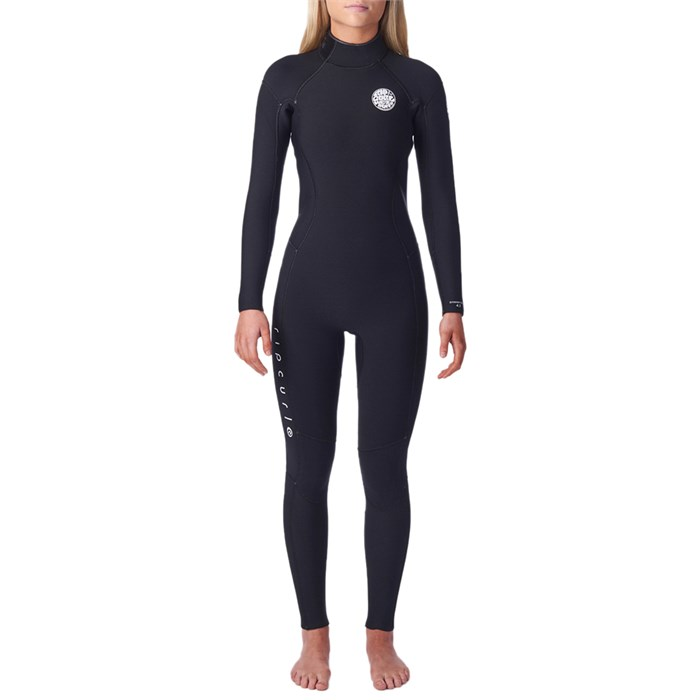 Rip Curl - 3/2 Dawn Patrol Back Zip Wetsuit - Women's