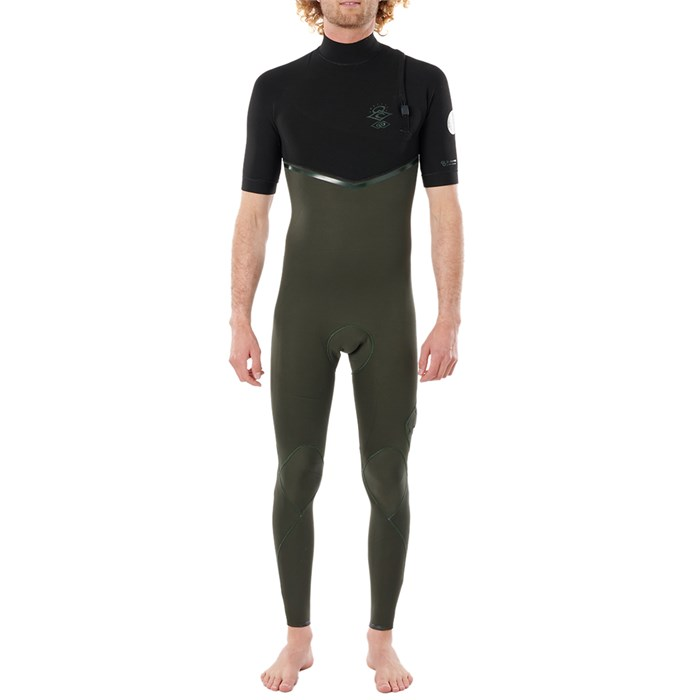 Rip Curl - 2mm E Bomb Short Sleeve Wetsuit
