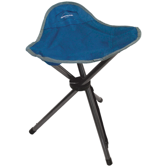 Alpine Mountain Gear - Tripod Stool Camp Chair