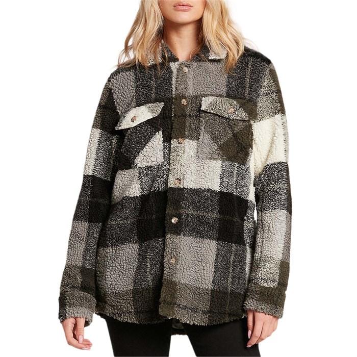 Volcom - Silent Sherpa Jacket - Women's