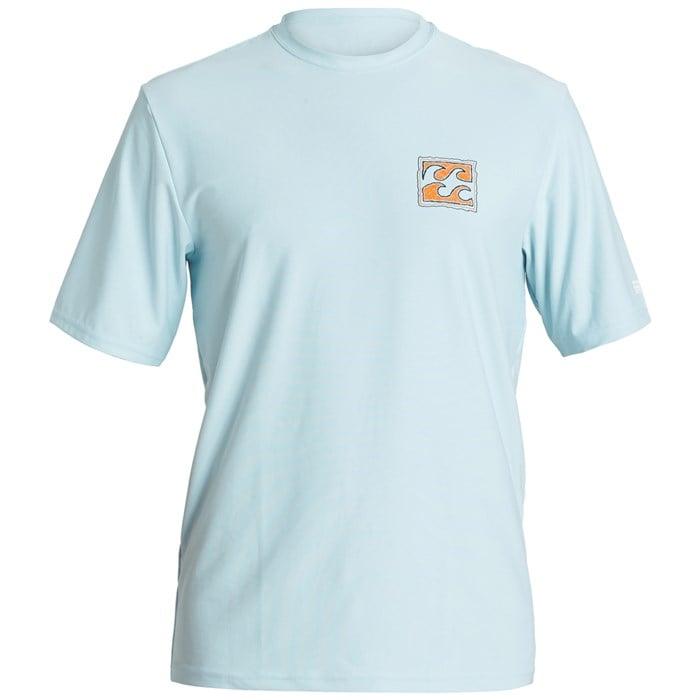 Billabong - Crayon Wave Loose Fit Long Sleeve Surf Shirt