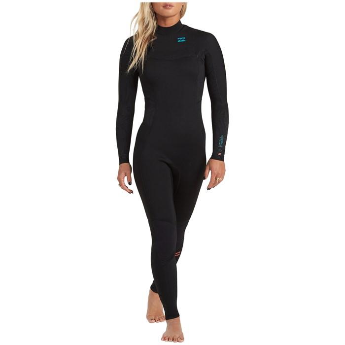 Billabong - 3/2 Synergy Back Zip GBS Wetsuit - Women's