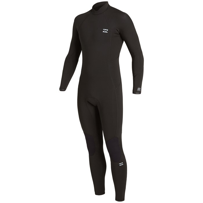 Billabong - 4/3 Absolute Back Zip GBS Wetsuit