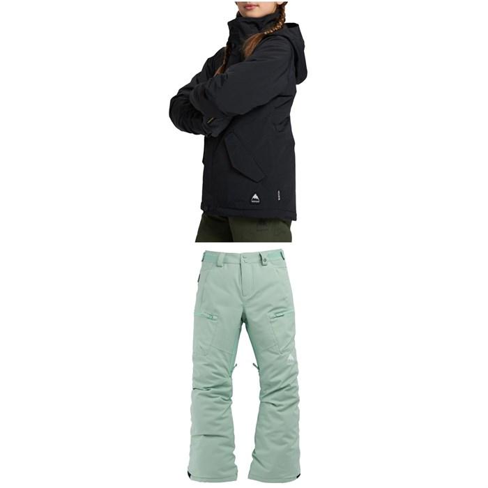 Burton - Elodie Jacket + Elite Cargo Pants - Girls'