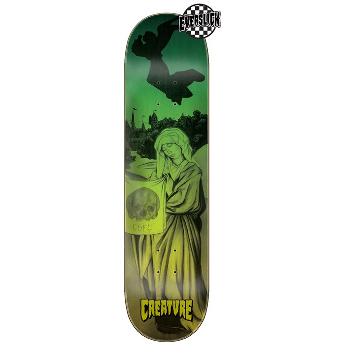 Creature - Rebirth SM Everslick 8.25 Skateboard Deck