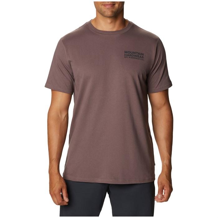 Mountain Hardwear - Climbing Gear T-Shirt
