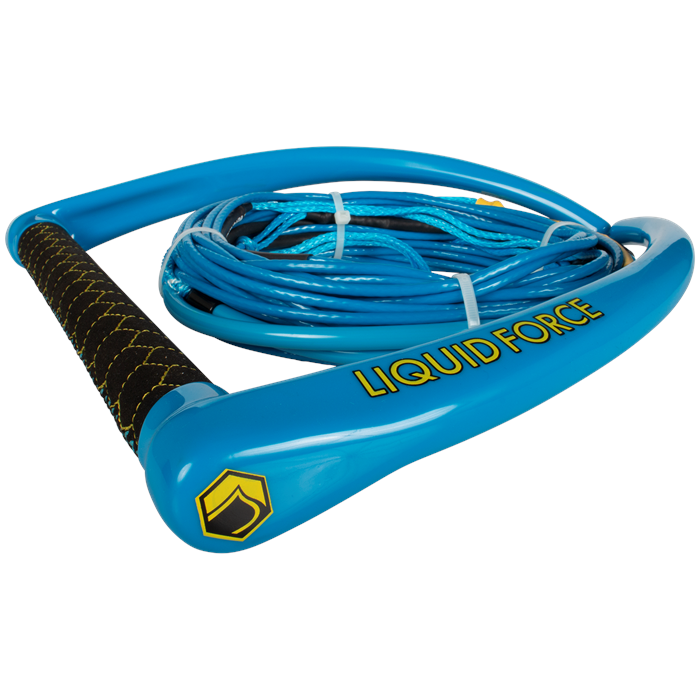 Liquid Force - Apex Suede Handle + Coated Dyneema 65 ft Mainline