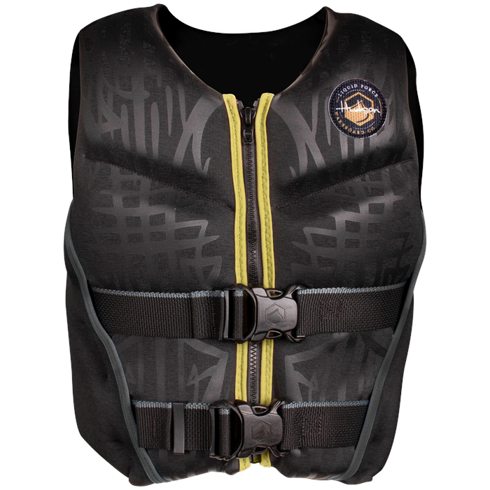 Liquid Force - Ruckus Hudson Youth CGA Wakeboard Vest - Boys' 2021