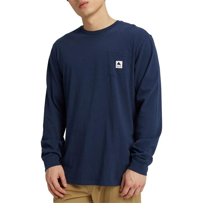 Burton - Colfax Long-Sleeve Pocket T-Shirt