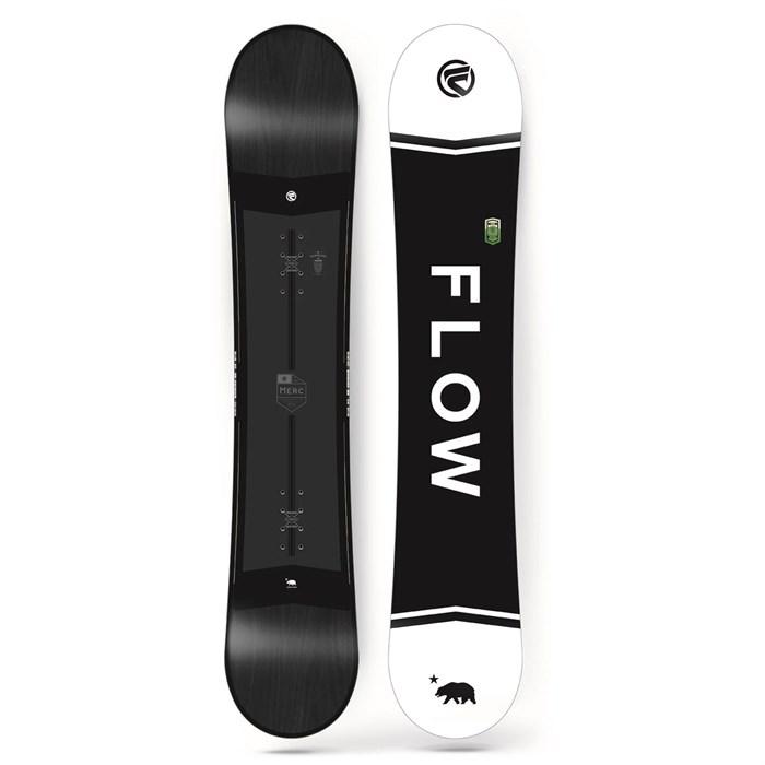 Flow - Merc Snowboard - Blem 2018