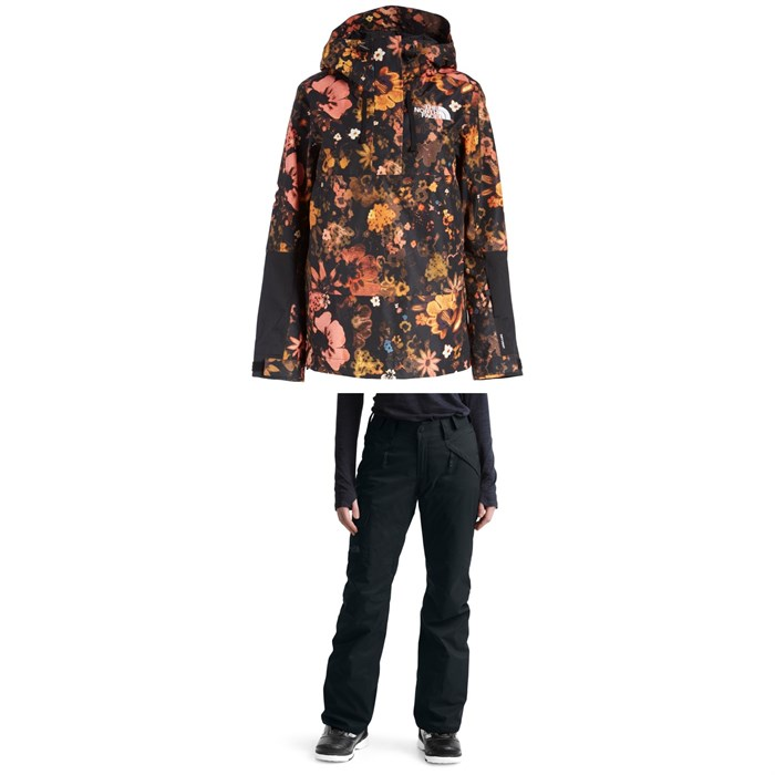 The North Face - Tanager Jacket + Freedom Insulated Pants - Women's