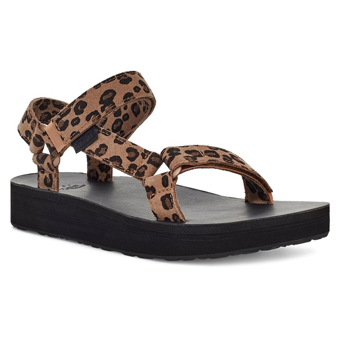 Teva - Midform Universal Leopard Sandals - Women's