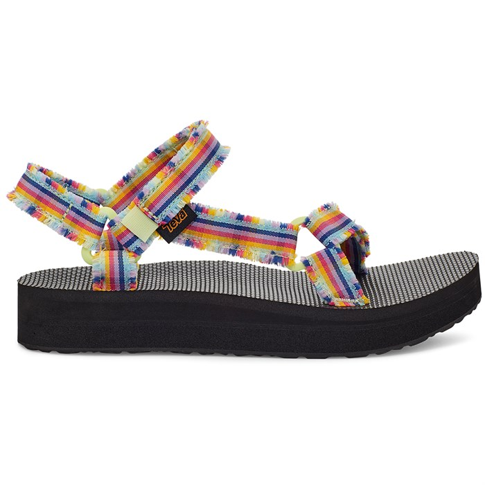 Teva - Midform Fray Sandals - Women's