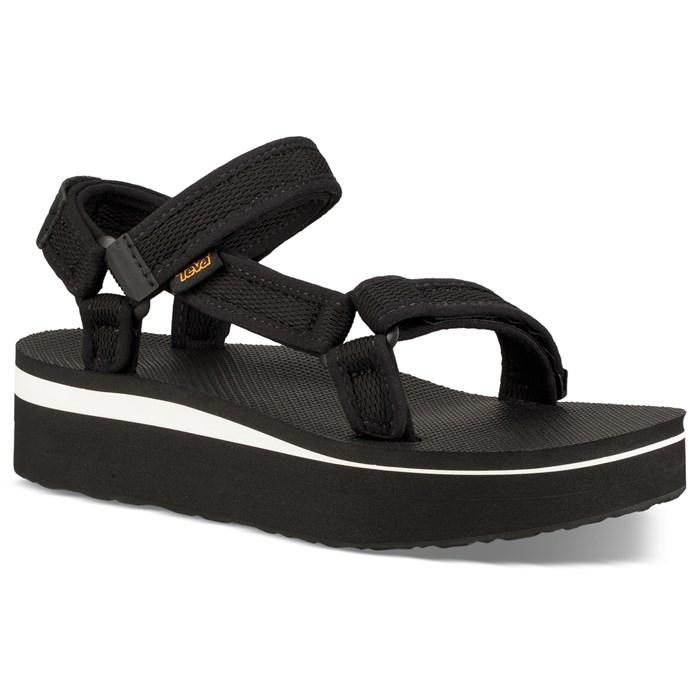 Teva - Flatform Universal Mesh Print Sandals - Women's