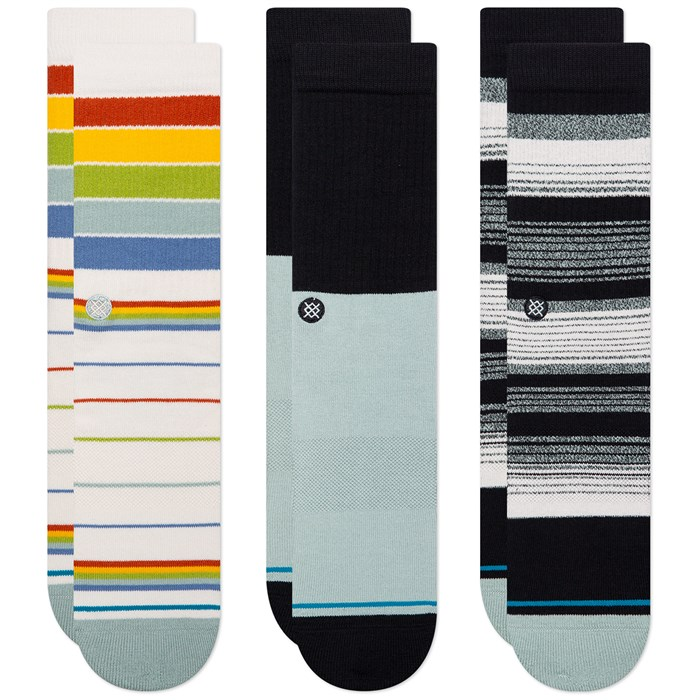 Stance - Badwater Crew 3-Pack Socks