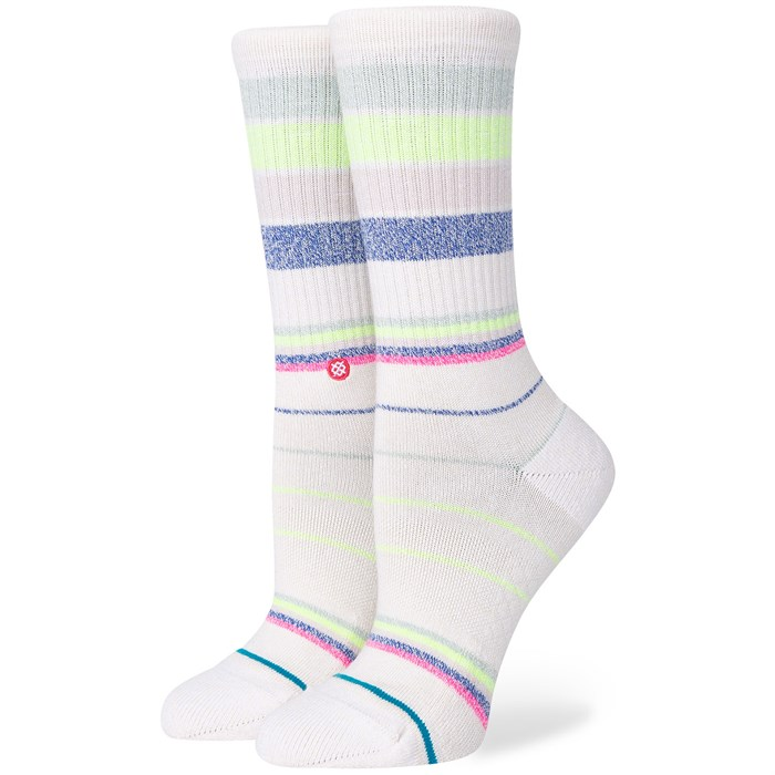 Stance - Happy Thoughts Crew Socks - Women's