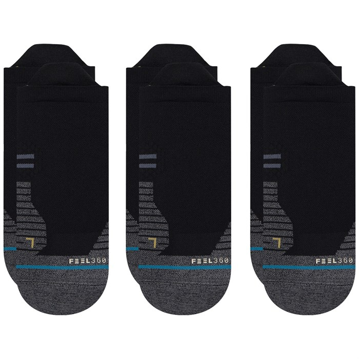 Stance - Run Light 3-Pack Socks