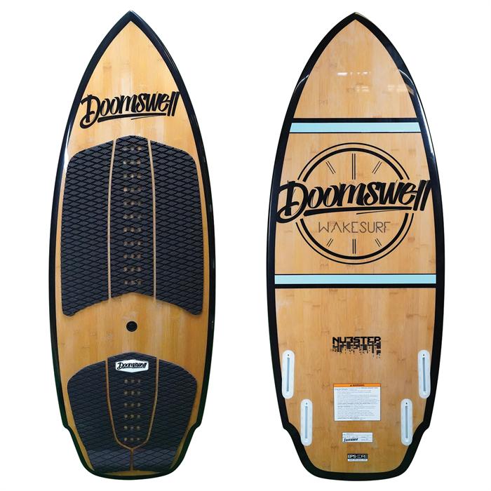 Doomswell - Nubstep Wakesurf Board 2021