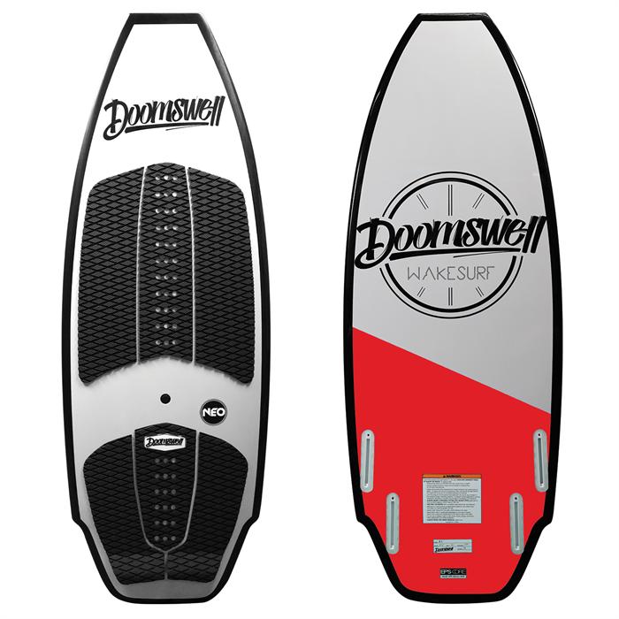 Doomswell - Neo Wakesurf Board 2021