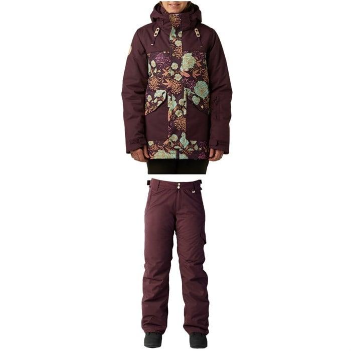 Rojo Outerwear - Aster Jacket + Adventure Awaits Pants - Women's