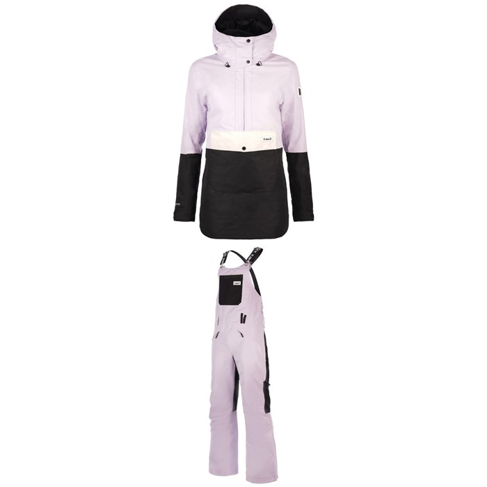 Planks - Clothing Overstoke Anorak + Fun-Garees Bibs - Women's