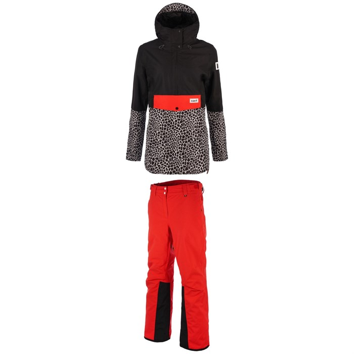 Planks - Clothing Overstoke Anorak + All-Time Insulated Pants - Women's