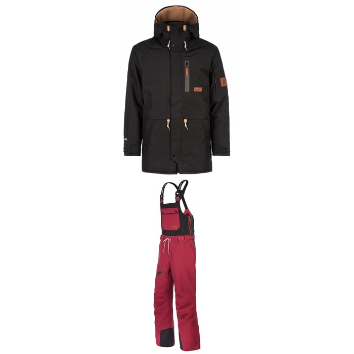 Planks - Clothing People's Parka + Bibs 2021