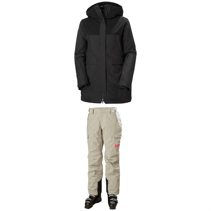 Helly Hansen - Bluebird Jacket + Switch Cargo Insulated Pants - Women's