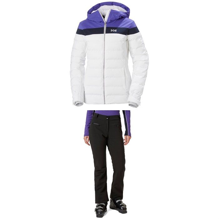 Helly Hansen - Imperial Puffy Jacket + Bellissimo 2.0 Pants - Women's
