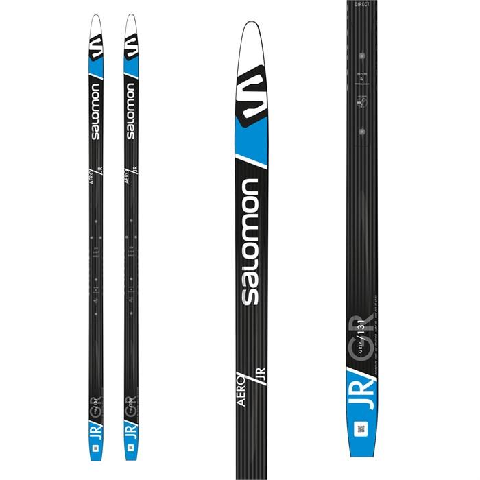 Salomon - Aero Grip Jr Cross Country Skis - Kids' 2021