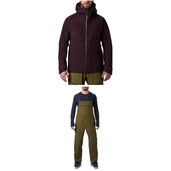 Mountain Hardwear - Boundary Ridge™ GORE-TEX 3L Jacket + Bibs