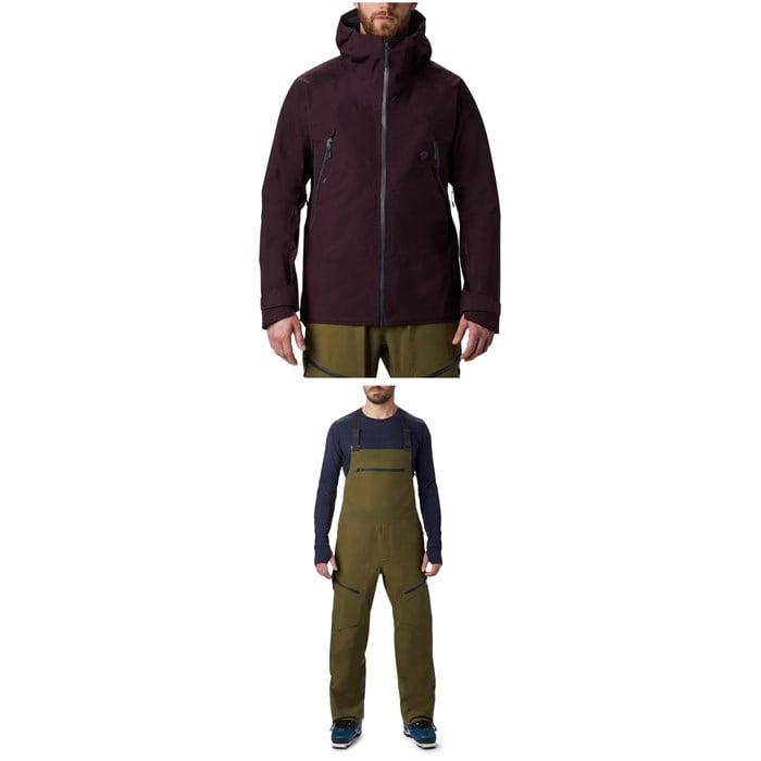 Mountain Hardwear - Boundary Ridge™ GORE-TEX 3L Jacket + Bibs 2021