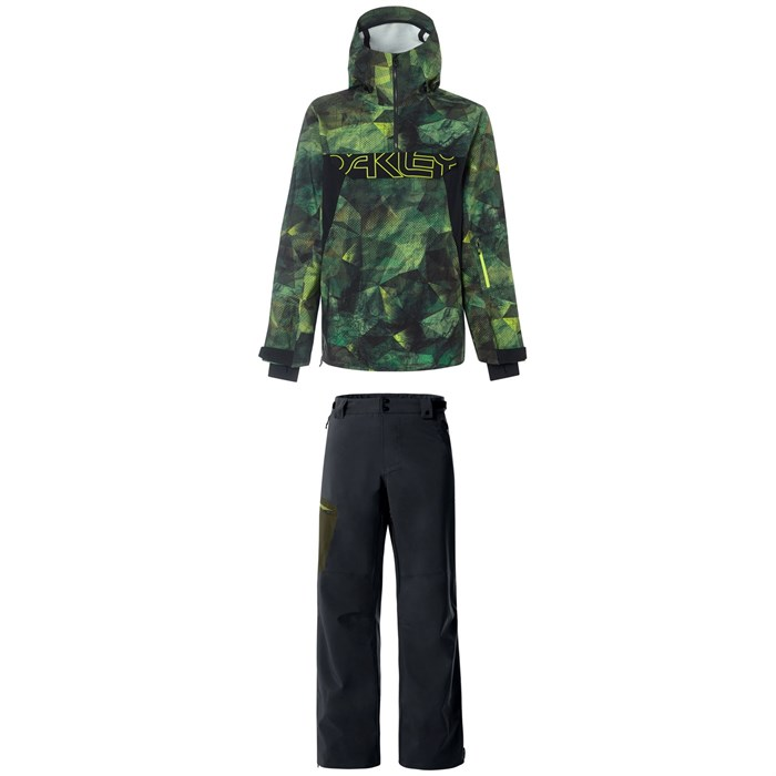 Oakley - Black Forest 2.0 Shell 3L Jacket + Pants 2020