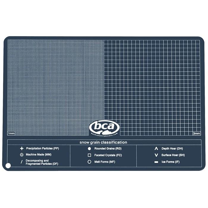 BCA - Polycarbonate Crystal Card