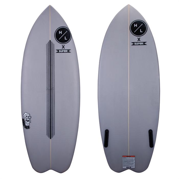 Hyperlite - Frother Wakesurf Board 2021