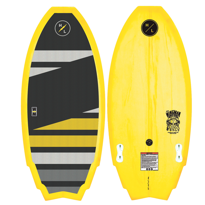 Hyperlite - Wingman Wakesurf Board - Kids' 2021