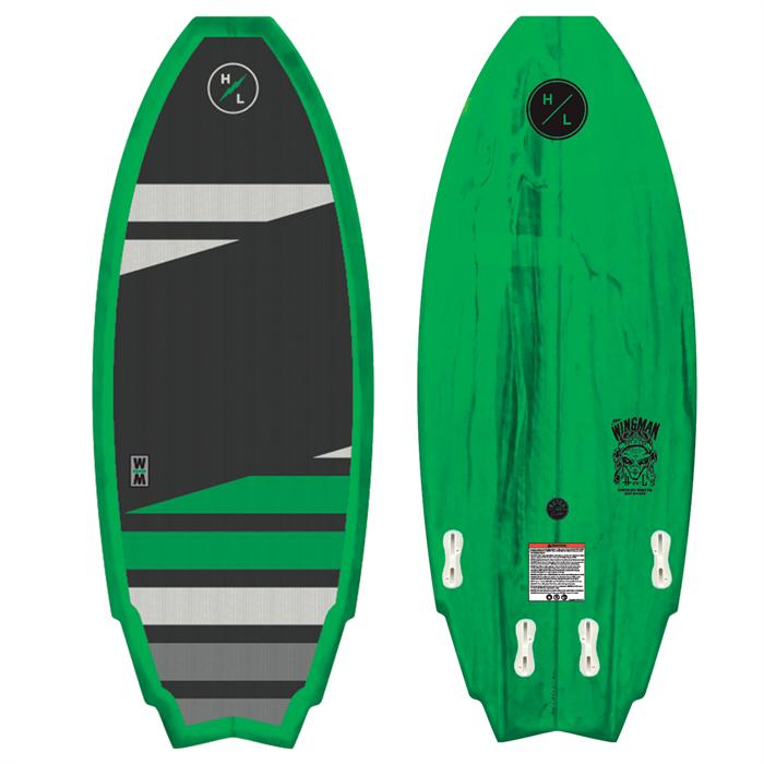 Hyperlite - Wingman Wakesurf Board 2021