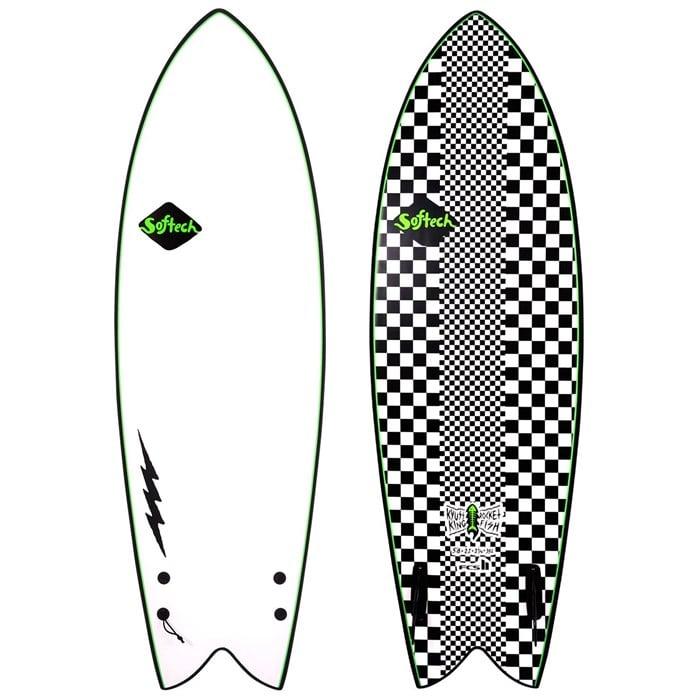 "Softech - Kyuss Fish FCS II 5'8"" Surfboard"