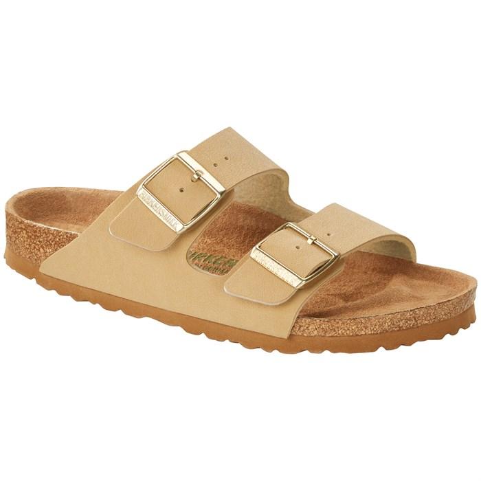Birkenstock - Arizona Birkibuc Vegan Sandals - Women's