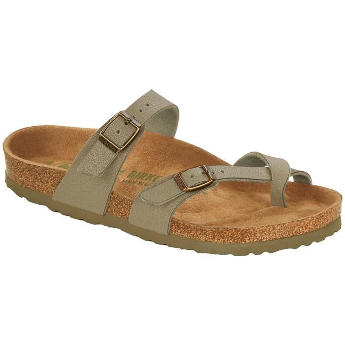 Birkenstock - Mayari Birkibuc Vegan Sandals - Women's