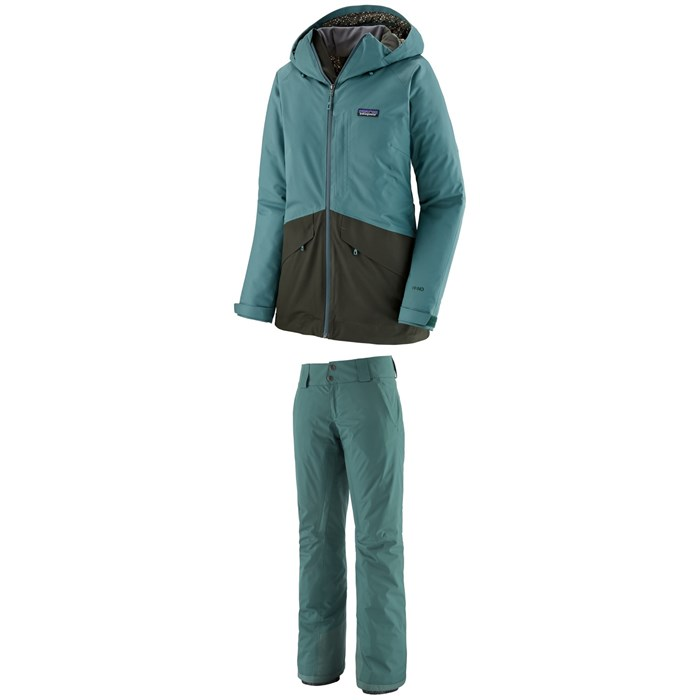 Patagonia - Insulated Snowbelle Jacket + Pants - Women's