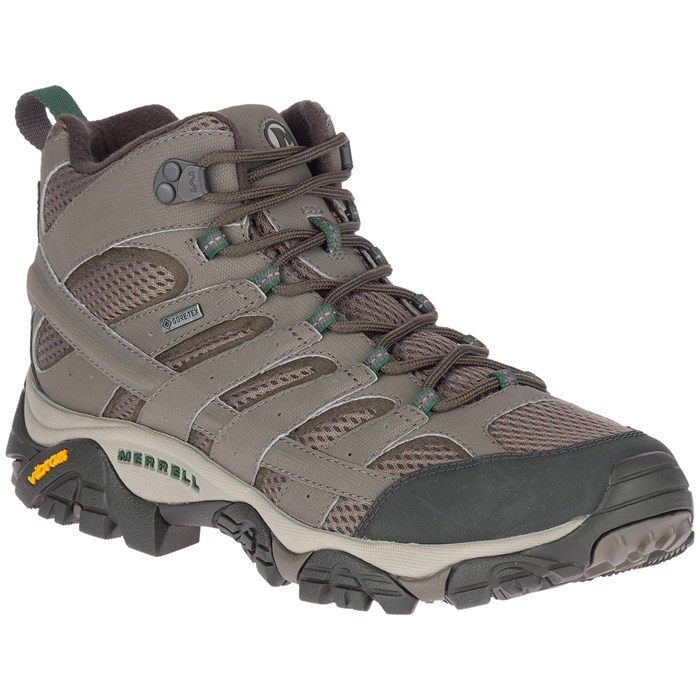 Merrell - Moab 2 Mid GORE-TEX Hiking Boots