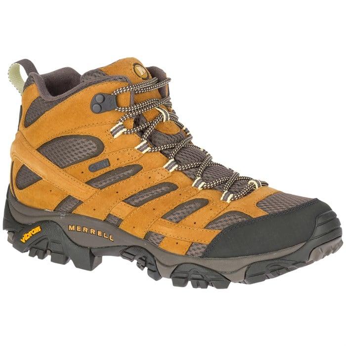 Merrell - Moab 2 Mid Waterproof Hiking Boots