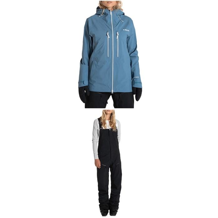 Armada - Resolution GORE-TEX 3L Jacket + Highline GORE-TEX 3L Bibs - Women's 2021