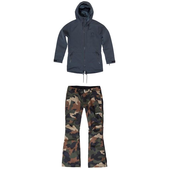 Armada - Gypsum Jacket + Lennox Insulated Pants - Women's