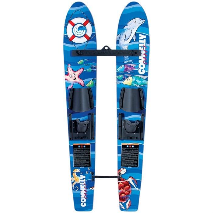 Connelly - Cadet Water Skis + Child Slide Adj. Bindings - Little Kids'