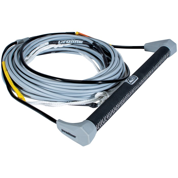Proline - LG Suede Handle + 70' Dyneema Rope