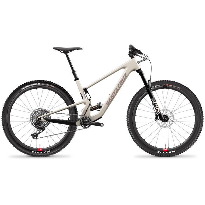 Santa Cruz Bicycles - Tallboy CC X01 Reserve Complete Mountain Bike 2021